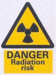 Danger radiation symbol
